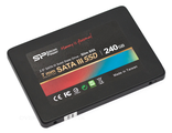 накопитель Silicon Power SSD 240Gb S55 SP240GBSS3S55S25 SATA3.0, 7mm
