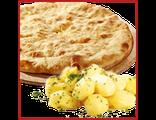 осетинский пирог с картошкой -картофель
