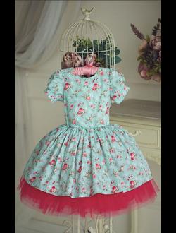 Эксклюзивные платья маме и дочке в магазине Family look. Happyfamily