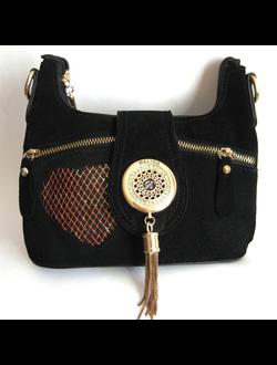 модные замшевые сумки 2014