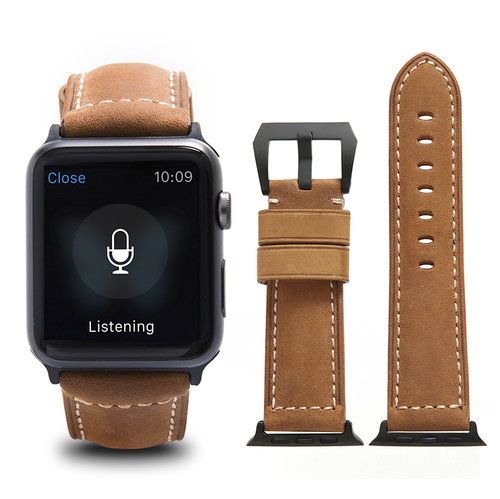Ремешки Bullstrap для Apple Watch