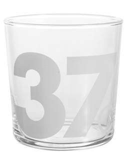Стакан TUMBLER BODEGA WHITE 37CL GLASSарт.32197