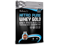 Nitro Pure Whey Gold 454 г