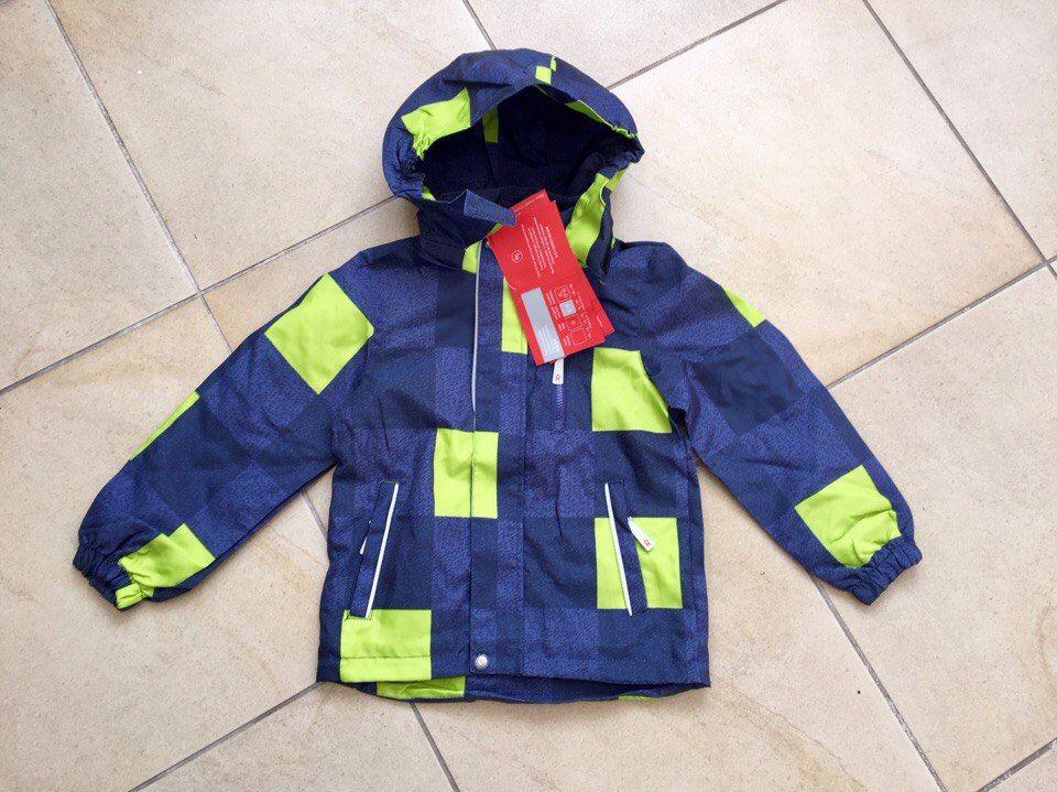 Мембранная куртка для мальчика Reima