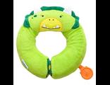 Детская подушка для шеи автомобильная Trunki Yondi Динозаврик