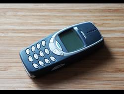 Nokia 3310 синяя navy blue, оригинальная