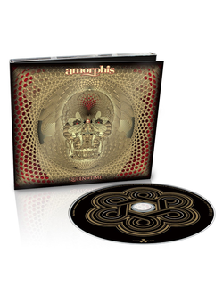 AMORPHIS Queen of time CD Digi