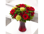 букет цветов Валюша