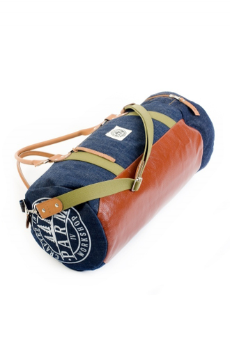 Сумка Parm Duffel Bag Navy (Denim Edition)