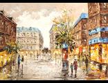 Городские пейзажи (Акция)