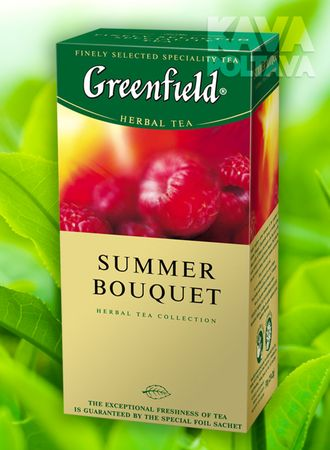 Травяной чай Greenfield Summer Bouquet