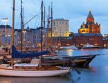 Туристическая поездка в Хельсинки на микроавтобусе
