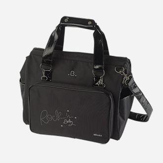 Универсальная сумка для мамы на коляску Beaba London Nursery Bag