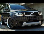 тюнинг обвес  стиль maxton для дооснащения Volvo xc 90,  с расширителями колёсных арок, в наличии