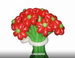Букет из шаров 11 Ромашек