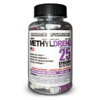 Cloma Pharma Methyldrene Elite 100 капс.