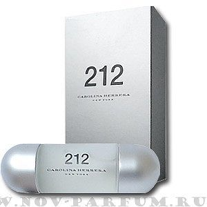 "Carolina Herrera ""212"", 60ml"