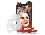 ELIZAVECCA Маска тканевая для лица с Красным Женьшенем RED gInseng DEEP PQWER Ringer mask, 1 шт. 941938