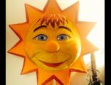 Аренда ростовой куклы костюма Масленица Солнце