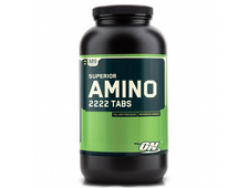 Optimum Nutrition Superior Amino 2222 Tabs (320 табл.)