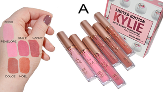 Набор  помад Kylie Limited Edition