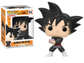 Фигурка Funko POP! Vinyl: Dragonball Super: Goku Black