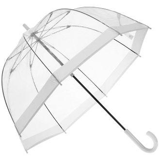 прозрачный зонт, зонтик, от дождя,  Birdcage, umbrella, женский зонтик, зонт - трость, птичья клетка
