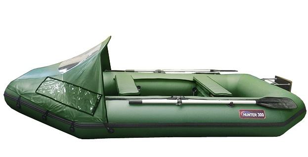 лодка хантер 300 лт-цена