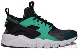 NIKE AIR HUARACHE ULTRA Green/Black (Euro 40-44) HR-099