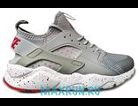 Кроссовки Nike Huarache черные