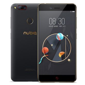 ZTE Nubia Z17 mini 64Gb RAM 4Gb Black/Gold