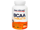 Be First - BCAA Tablets, 120 таб.