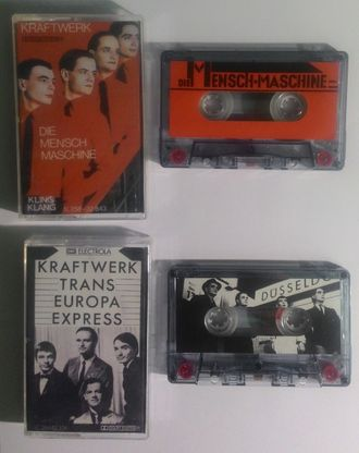 Kraftwerk (on German Language) - Bundle