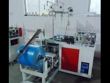 бахильный станок, станок бахильный из китая, широкий выбор станков для производства бахил, бахилы