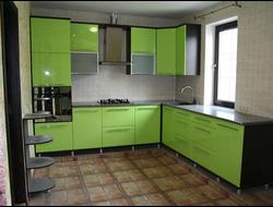 Кухонный гарнитур МДФ ( плёнка ПВХ )