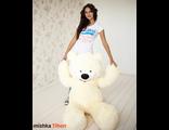 Белый медведь Тихон 170 см Россия