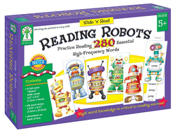 Reading robots