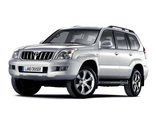 Land Cruiser Prado 120 2002-2009 г.в.