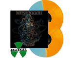 MESHUGGAH The violent sleep of reason 2LP bi-colored