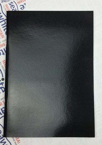 Скетчбук Seawhite Starter Sketchbook Laminated Cover (А4, 40 стр., 140gsm) black