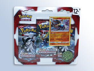 Sun&Moon blister pack. Lucario