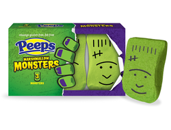 Зефир Peeps Marshmallow Monsters (монстр)