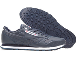 Reebok Classic Leather Men Dark Blue (47-50)
