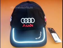 Бейсболка с логотипом AUDI (зима)