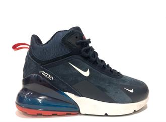 402230da Зимние Кроссовки Nike Air Max 270 Синие   Найк аир макс 270 Синие ...