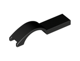 Vehicle, Mudguard 1 x 4 1/2, Black (50947 / 4277774)