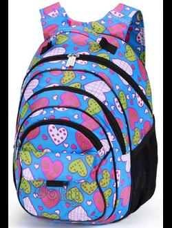 школьный рюкзак для девочки 4 класс