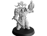 WHITE SCARS LEGION PRAETOR IN CATAPHRACTII TERMINATOR ARMOUR