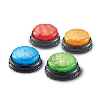 Lights and Sounds Buzzers (Set of 4)