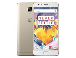 Смартфон OnePlus 3T (A3003) 64Gb Gold